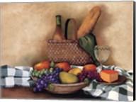 Basket And Bowl Fine-Art Print
