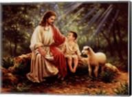 Faith Of A Child Fine-Art Print