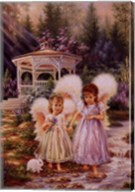 Angel Sisters Fine-Art Print