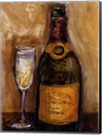 French Champagne Fine-Art Print