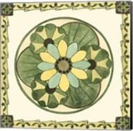 Arts & Crafts Plate IV Fine-Art Print