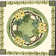 Arts & Crafts Plate V Fine-Art Print