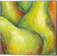 Abstract Fruits I Fine-Art Print