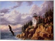 Bass Harbor Head Lighthouse Fine-Art Print