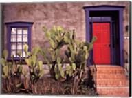 The Red Door Fine-Art Print