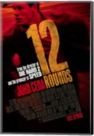 12 Rounds, c.2009 - style A Wall Poster