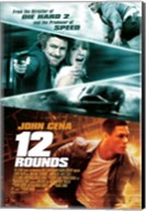 12 Rounds, c.2009 - style B Wall Poster