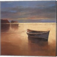 Boat on Beach Fine-Art Print