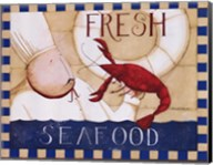 Fresh Seafood Fine-Art Print