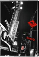 Times Square Night Fine-Art Print