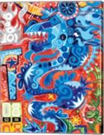 Olympic Dragon (Beijing, China, 2008) Fine-Art Print