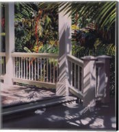 Small Glittering Porch Fine-Art Print