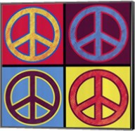 Peace In All Colors Fine-Art Print