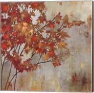 Golden Foliage Fine-Art Print
