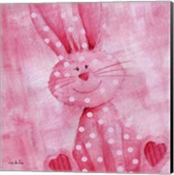 Bouncing Bunny Fine-Art Print