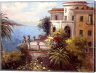 Enchanted Villa Fine-Art Print
