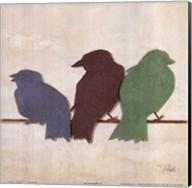 Birds III Fine-Art Print