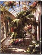 Garden Atrium ll Fine-Art Print