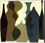 Floating Vases III Fine-Art Print