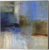 Blue Abstract Fine-Art Print