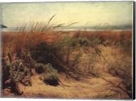 Sand Dunes I Fine-Art Print