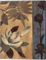 Romantic Magnolias II Fine-Art Print