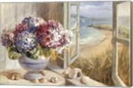 Coastal Hydrangea Fine-Art Print