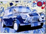 Vintage Mini Cooper Fine-Art Print