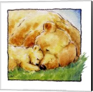 Mother Bear's Love II Fine-Art Print