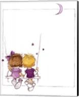 Children's World I Fine-Art Print