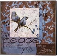 Bluebird 2 Fine-Art Print
