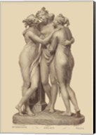 Three Graces, (The Vatican Collection) Fine-Art Print