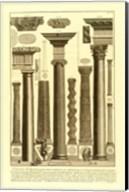 Della Magnificienza ed Architcetura de Romani, (The Vatican Collection) Fine-Art Print