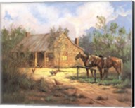 Western Home Fine-Art Print