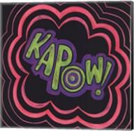Kapow Fine-Art Print