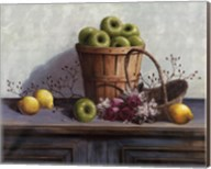 Green Apples and Lemons Fine-Art Print
