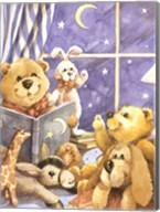 Teddy Bear Storytime Fine-Art Print