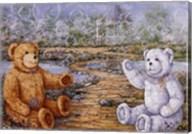 Bubble Bears Fine-Art Print
