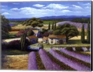 Lavender Fields Fine-Art Print