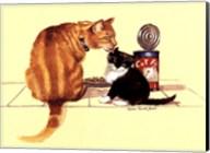 Cat Food Fine-Art Print
