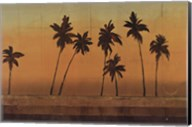 Sunset Palms I - CS Fine-Art Print