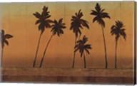 Sunset Palms I - CS Fine-Art Print