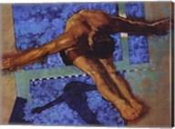 Olympic Diver Fine-Art Print