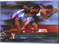 Olympic Track and Field Fine-Art Print