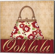 Ooh La La Purse I Fine-Art Print