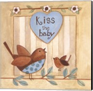 Kiss the Baby Fine-Art Print