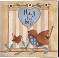 Hug the Baby Fine-Art Print