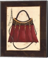 Fashion Purse I Fine-Art Print