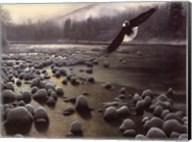 On Eagle Wings Fine-Art Print