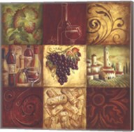 Tuscan Wine II Fine-Art Print